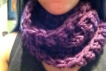 Back to Basics with Wool & Beads / Knit, Crochet & Jewelry Projects that were finished!