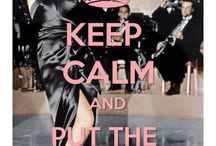 My Keep Calm Creations - please credit Vintage_Daily when sharing !