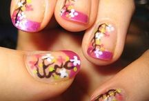 Nail art / by Valerie Riley