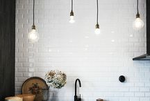 Lamps - kitchen