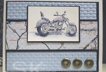 Karten Motorrad