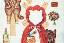 Paper Dolls / by Kristine Cheeseman