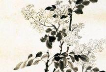 Sumi-e/ Nihonga / Chinese painting