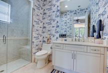 Beautiful Bathrooms / There's nothing more luxurious than the perfect bathroom.