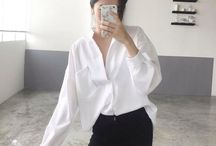 Outfit inspo / Korean fashion trends, female outfits.