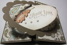 Cards / Handmade cards I found / by Kathy Bell
