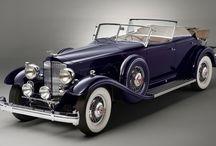 coches historicos - classic cars / by Fernando Lafuente Ferrer