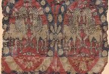 ancient textile inspirations / I love fabrics, al sorts and materials. The old cloth tell their own story's