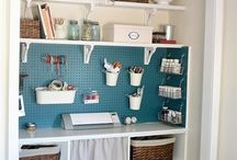 Scrapbook cupboard designs