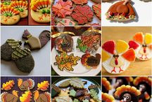 Thanksgiving Food and Crafts / Perfect ideas for the Thanksgiving table / by Anne G