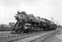 Romance of Railways / Transporting people,  goods and ideas.