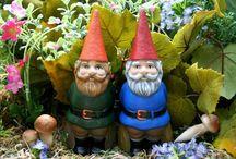 Gnomes...They Make Me Smile / by Cynthia Shelton