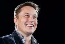 Elon Musk Tesla Space X / Tesla x Space X founder Elon Musk