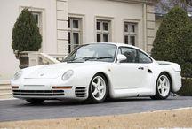 Porsche 959 / by Shawn Baden