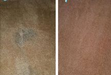 Carpet Cleaning Before and After!