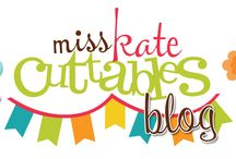 Miss Kate Cuttables Galleria  / Cute and fun project created using  Miss Kate Cuttables
