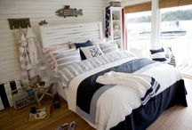 Dormitorio Matrimonio Marinero
