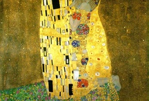 Gustav Klimt #art #arts #finearts #painting