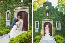 """2017 Wedding Trend - Greenery / The New Pantone color was announced recently - """"Greenery"""" and we LOVE it."""
