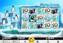 Penguin Splash Online Slot / Cartoon Animals-themed Penguin Splash is a 5 Reels 25 Paylines online slot with a max Gamble win of 1000000