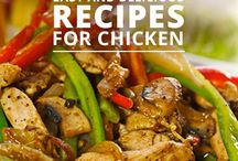 Recipes to cook / Chicken dish