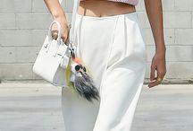 White pants day