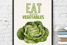 蔬果畫 / https://www.etsy.com/market/vegetable_wall_decor?from_reg=2&joined=favorite-item&favorite_listing_id=206135489&box=1