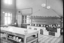 Gamle kjøkken