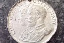 Commemorative Medals & Badges / Royalty
