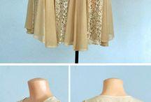 Letní šaty 1920