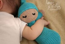 Sleepy Doll free crochet pattern