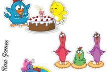Tudo para festa de aniversário