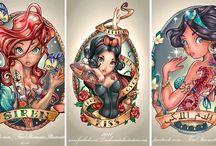 Tattoos :) <3 / by MaryAnn Hill