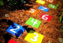 Kids Garden / Cheap fun Ideas for that could be added to a garden for kids / by Tiffany Muehlbauer