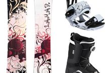 ♡ snowboard ♡