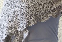 Crochet shawls and wraps / crochet ideas and inspiration