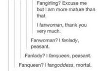 Fandom(s)