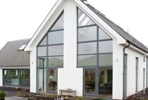 New Build Projects with Steel Windows