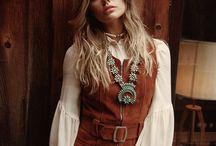 Forever boho | Fashion | / Bohemian, hippie outfits & fashion