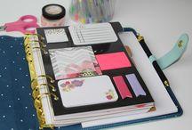 Planners / Organisers / Filofax