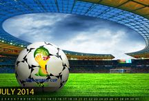 July 2014 Calendar Wallpaper / View the latest collection of July 2014 calendar wallpaper with soccer theme. Enjoy these Fifa world cup wallpaper with Webgranth.......  http://www.webgranth.com/july-2014-calendar-wallpaper-download-hd-july-2014-calendar-free