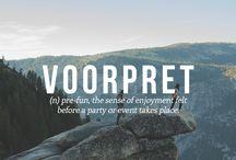 VOORPRET (Pre-party)