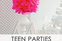 Kaitlyn's Sweet Sixteen / by Kimberly Bernier