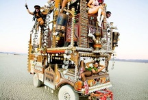 Burning Man / wish to go to this festival one time / by Donuts+Bagels
