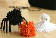 Halloween--Crafts / by Kandi Harris