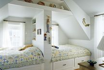 attic room / by Jenny Cross