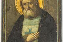 Св. Серафим Саровский / St. Serafim of Sarov