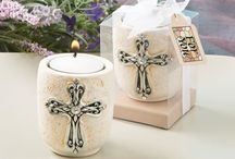 Cross Party Favors / Cross favors are used as religious party favors for Communion favors, Christening favors, Baptism favors and Confirmation favors.