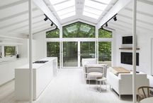 Biel/white (inspiracje mieszkanie)
