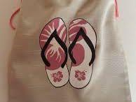 Bolsas zapatos y ropa interior